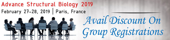 World Congress on Advanced Structural and Molecular Biology (Advanced Structural Biology 2019)