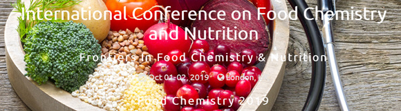 International Conference on Food Chemistry and Nutrition