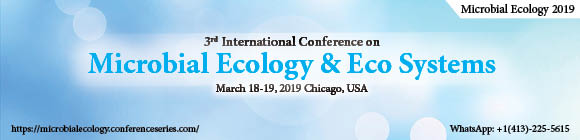 3rd International Conference on Microbial Ecology & Eco Systems