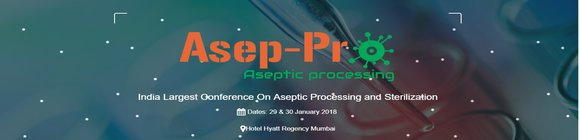 Asep-Pro Aseptic Processing 2018
