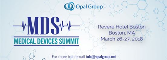 Medical Devices Summit 2018