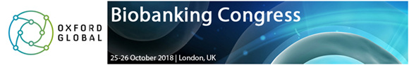 BIOBANKING CONGRESS Registration Now Open