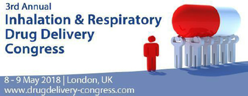 3rd Annual Inhalation & Respiratory Drug Delivery Congress