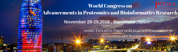 World Congress on Advancements in Proteomics and Bioinformatics Research
