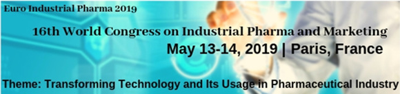 16th World Congress on Industrial Pharma and Marketing