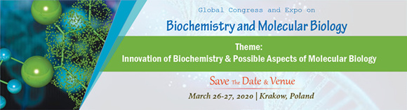 Global Congress and Expo on Biochemistry and Molecular Biology