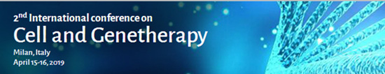 2nd International Conference on Cell and Genetherapy